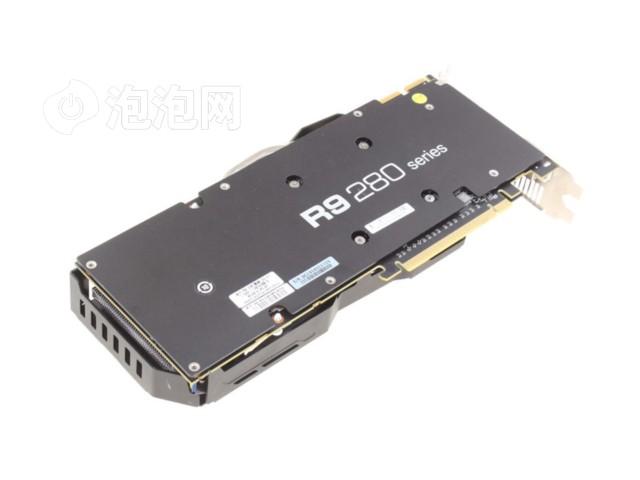 迪兰R9 280 酷能 3G DC图片2