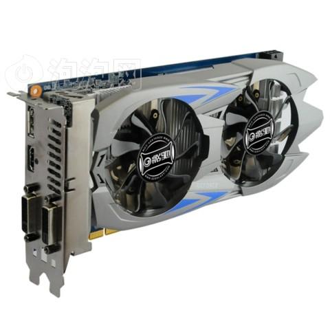 影驰GTX 750大将 1110MHz/5010MHz 2GB/128Bit GDDR5 PCI-E3.0显卡图片2