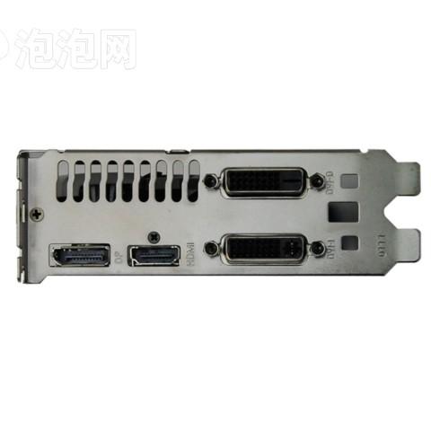 影驰GTX 750大将 1110MHz/5010MHz 2GB/128Bit GDDR5 PCI-E3.0显卡图片4