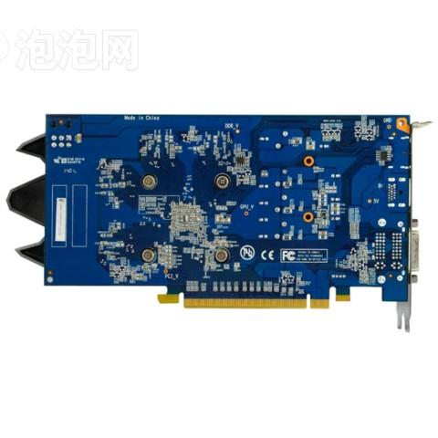 影驰GTX 750大将 1110MHz/5010MHz 2GB/128Bit GDDR5 PCI-E3.0显卡图片5