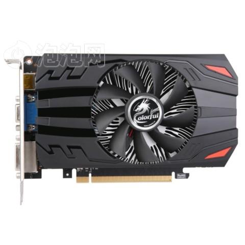 七彩虹GT730K 灵动鲨-2GD5 1046MHz/5000MHz 2G/64bit DDR5 PCI-E显卡图片1