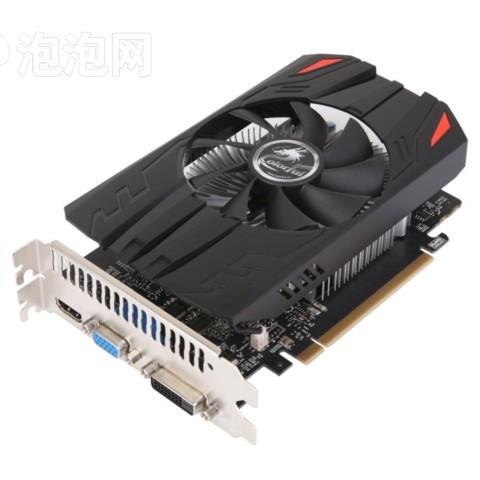 七彩虹GT730K 灵动鲨-2GD5 1046MHz/5000MHz 2G/64bit DDR5 PCI-E显卡图片2