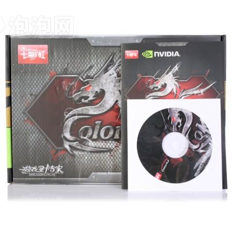 七彩虹GT730K 灵动鲨-2GD5 1046MHz/5000MHz 2G/64bit DDR5 PCI-E显卡图片4
