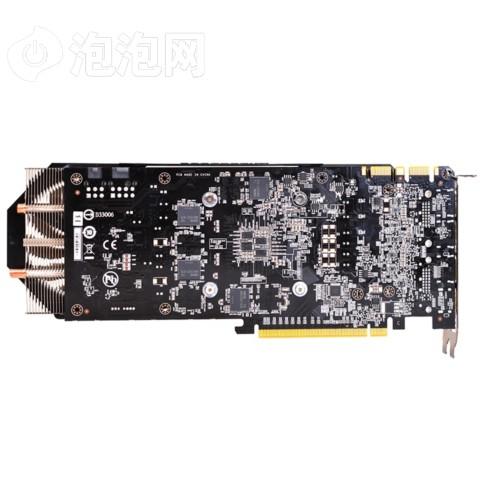 技嘉GV-N970WF3OC-4GD GTX970 1114-1253MHz/7010MHz 4GB/256bit GDDR5 显卡图片5
