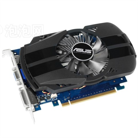华硕GT730-FML-1GD5 赛车版902MHz/5000MHz 1GB/64bit DDR5 PCI-E 3.0 显卡图片3
