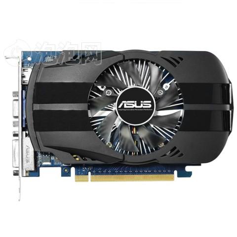 华硕GT730-FML-1GD5 赛车版902MHz/5000MHz 1GB/64bit DDR5 PCI-E 3.0 显卡图片5