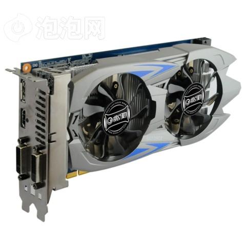 影驰GTX 750大将 1110MHz/5010MHz 2GB/128Bit GDDR5 PCI-E3.0显卡图片7