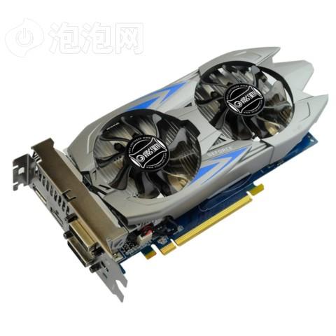 影驰GTX 750大将 1110MHz/5010MHz 2GB/128Bit GDDR5 PCI-E3.0显卡图片8