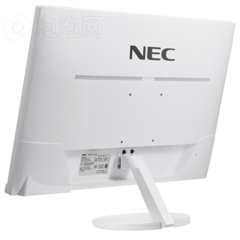 NEC VE2708XI(白色) 27英寸宽屏液晶显示器 IPS广视角 纤薄机身白色图片3