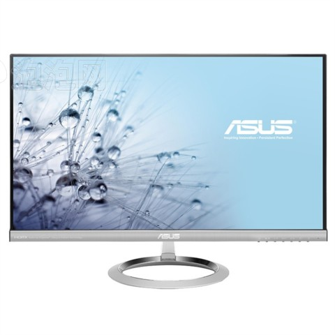 华硕MX259H 25英寸超窄边 LED背光IPS宽屏液晶显示器图片1