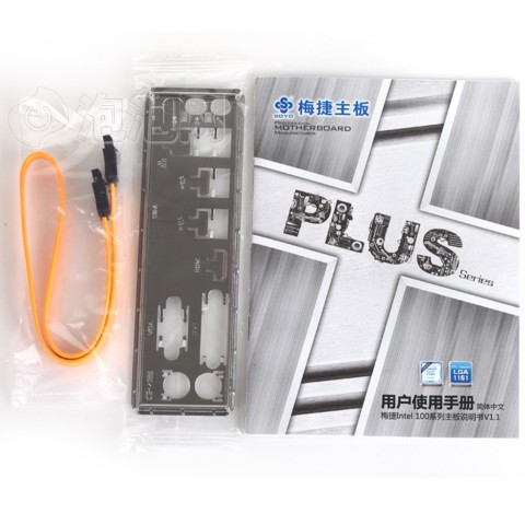 梅捷SY-B150D4+ 魔声版 主板( Intel B150/LGA 1151)图片5