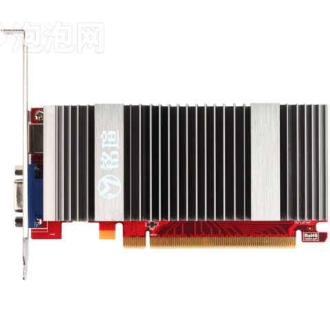 铭�uR5 230重锤 625/1066MHz/1G/64bit/D3 PCI-E 显卡图片1