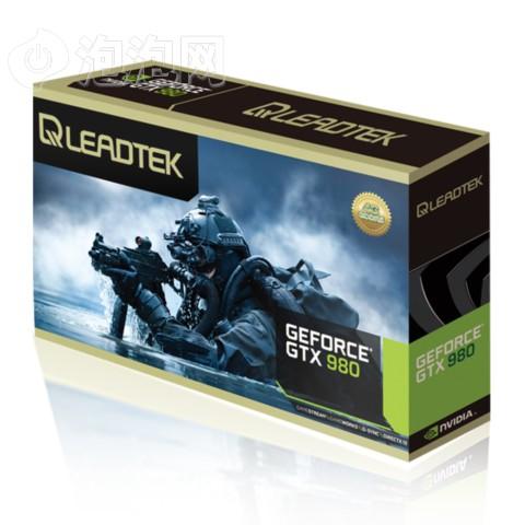 丽台GTX980 4GDDR5飓风版 1253MHz/DDR5/4GB/256Bit/7010Mhz/PCI-E3.0显卡图片3