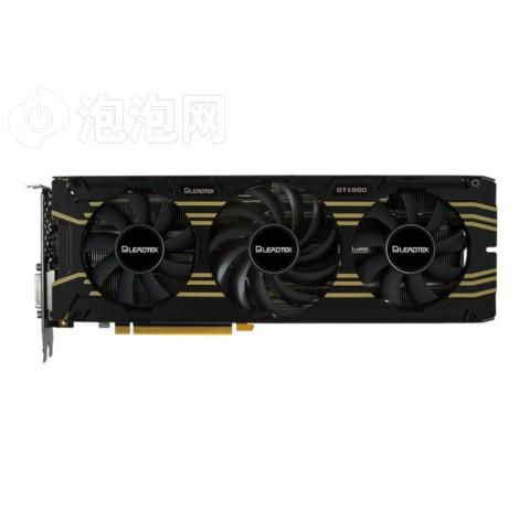 丽台GTX980 4GDDR5飓风版 1253MHz/DDR5/4GB/256Bit/7010Mhz/PCI-E3.0显卡图片7