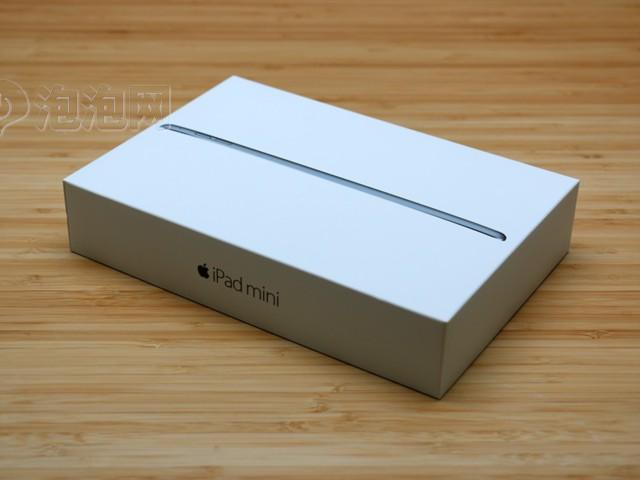 苹果iPad mini开箱图片1