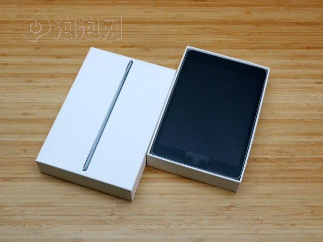 苹果iPad mini开箱图片3