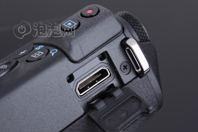 佳能eos m3细节图片3图片
