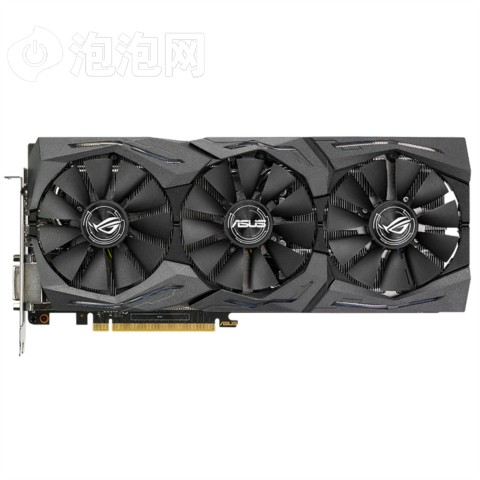 华硕STRIX-GTX1070-8G-GAMING 1531-1721MHz 8G/8GHz GDDR5 PCI-E3.0显卡图片1