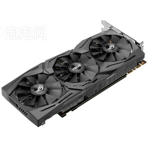 华硕STRIX-GTX1070-8G-GAMING 1531-1721MHz 8G/8GHz GDDR5 PCI-E3.0显卡图片2