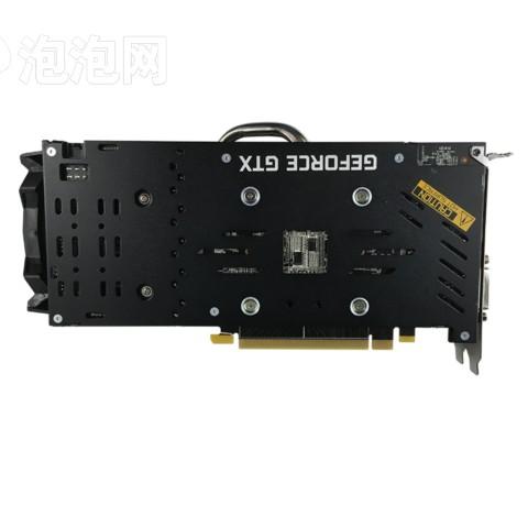 影驰GTX 1060 大将 1544(1759)MHz/8GHz 6G/192Bit D5 PCI-E显卡图片3