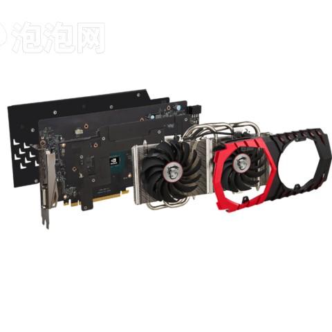 微星GTX 1060 GAMING X 6G GDDR5 192BIT PCI-E 3.0 显卡图片4