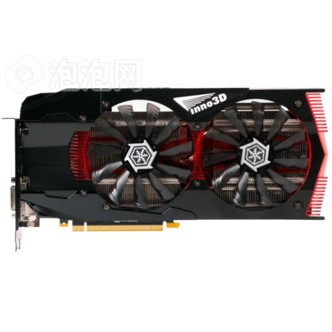 映众GTX1060冰龙Gaming版 ICHILL 1784/8200MHz 6GB/192Bit GDDR5 PCI-E显卡图片1