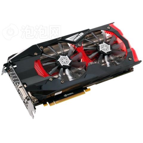 映众GTX1060冰龙Gaming版 ICHILL 1784/8200MHz 6GB/192Bit GDDR5 PCI-E显卡图片3