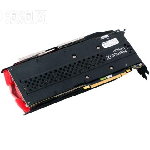 映众GTX1060冰龙Gaming版 ICHILL 1784/8200MHz 6GB/192Bit GDDR5 PCI-E显卡图片5