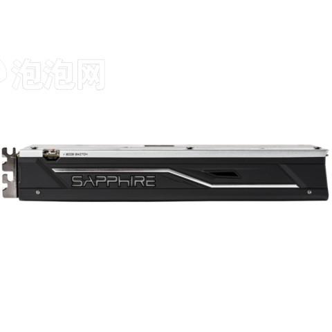 蓝宝石RX470 4G D5 白金版OC 1206MHz/7000MHz 4GB/256bit GDDR5 DX12 VR独立游戏显卡图片3