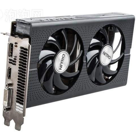蓝宝石RX460 4G D5 超白金 OC 1250MHz/7000MHz 4GB/128bit GDDR5 DX12 游戏显卡图片3