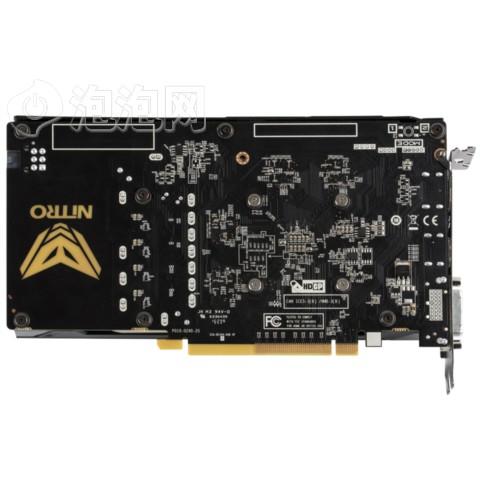 蓝宝石RX460 4G D5 超白金 OC 1250MHz/7000MHz 4GB/128bit GDDR5 DX12 游戏显卡图片4