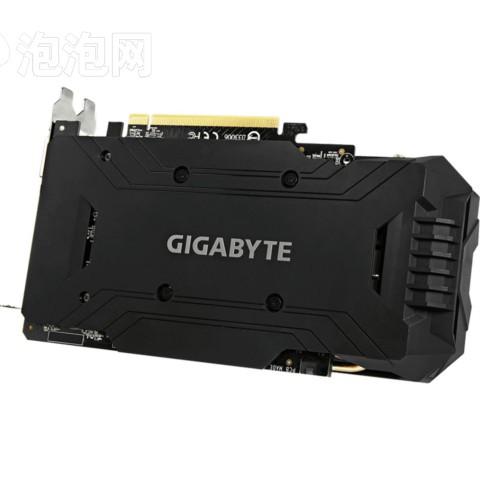 技嘉GTX1060 WF2OC 1556-1771MHz/8008MHz 6G/192bit GDDR5显卡图片4