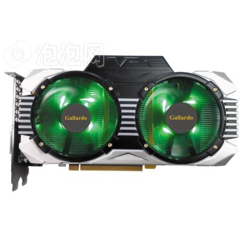 万丽GTX1060-6G5嗜血 1531MHz-1746MHz/8008MHz 192Bit DDR5 PCI-E显卡风扇LED灯图片3