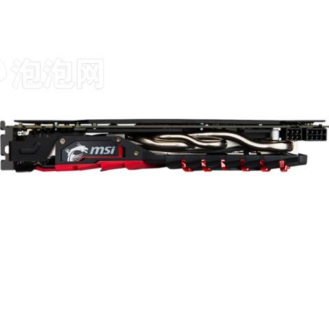 微星GTX 1080 GAMING 8G 256BIT GDDR5X PCI-E 3.0显卡图片3