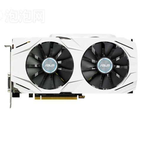 华硕DUAL-GTX1060-O6G 1569-1809MHz 6G/8GHz GDDR5 PCI-E3.0显卡图片1