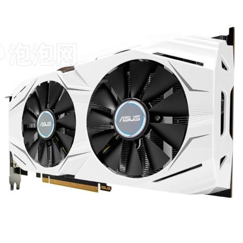 华硕DUAL-GTX1060-O6G 1569-1809MHz 6G/8GHz GDDR5 PCI-E3.0显卡图片2