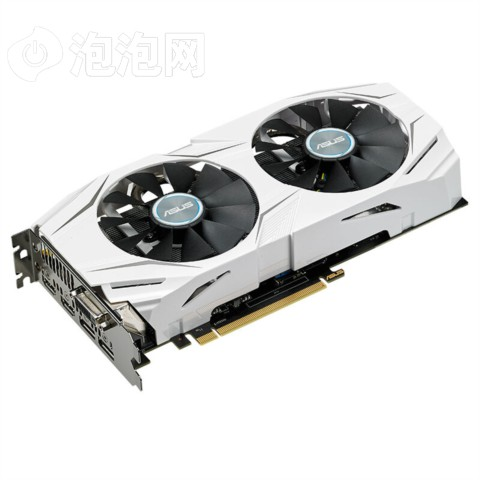 华硕DUAL-GTX1060-O6G 1569-1809MHz 6G/8GHz GDDR5 PCI-E3.0显卡图片3