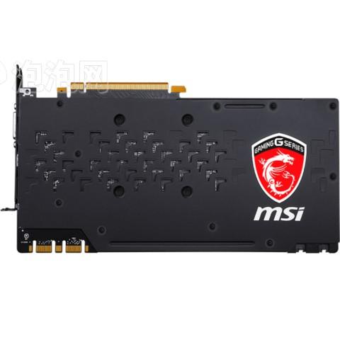 微星GTX 1070 GAMING Z 8G 256BIT GDDR5  PCI-E 3.0 显卡图片3