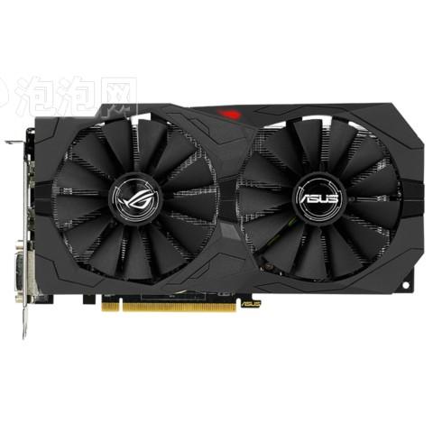 华硕ROG STRIX-RX470-O4G-GAMING 4G/6600MHz 256bit GDDR5 PCI-E3.0显卡图片1