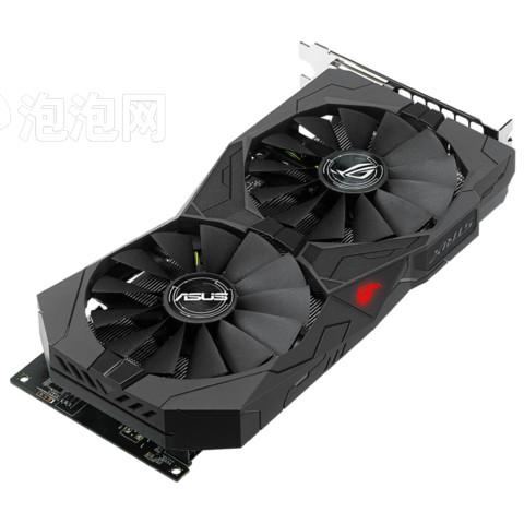 华硕ROG STRIX-RX470-O4G-GAMING 4G/6600MHz 256bit GDDR5 PCI-E3.0显卡图片3