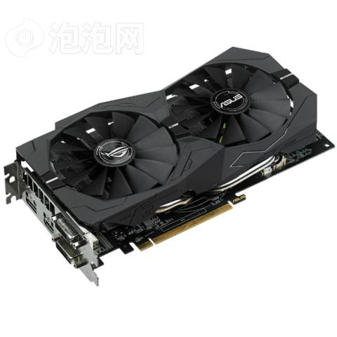 华硕ROG STRIX-RX470-O4G-GAMING 4G/6600MHz 256bit GDDR5 PCI-E3.0显卡图片4