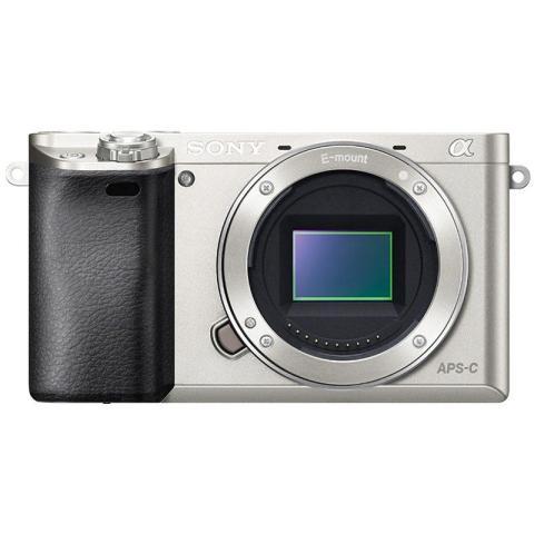 索尼a6000/ILCE-6000单机身 银色外观图片7