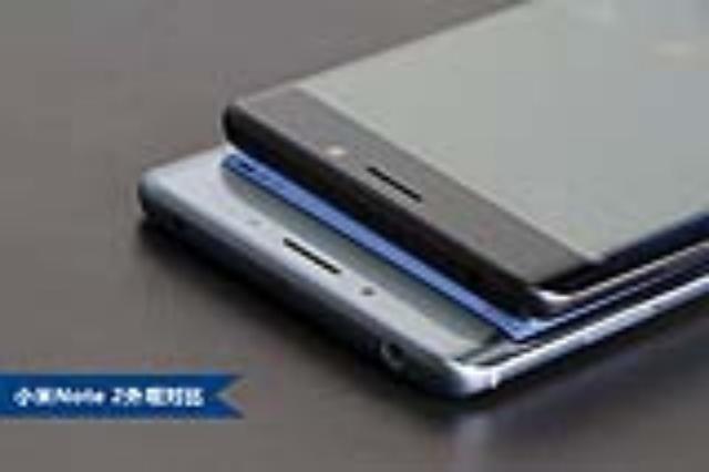 小米Note2 4GB+64GB细节图片5