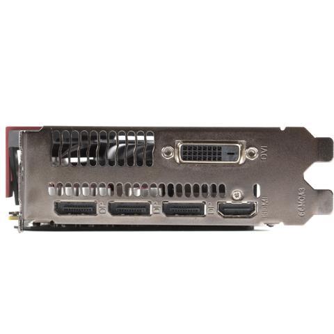 迪兰RX 470 8G X-Serial 1242/7000MHz 8GB/256-bit GDDR5 DX12 独立显卡 游戏显卡图片4