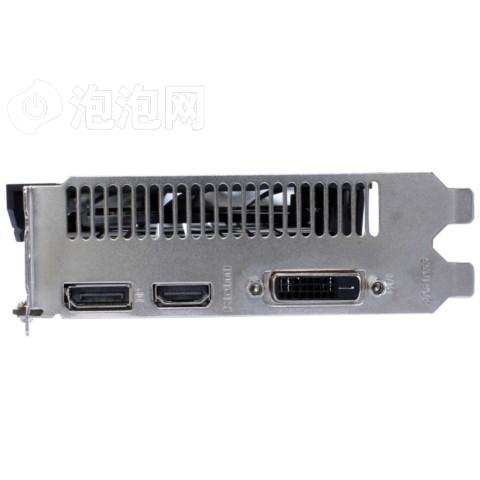 盈通GTX1050 2G D5大地之神 1354-1455MHz/7008Mhz 2GB/128Bit/GDDR5显卡图片5