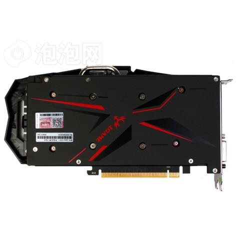 七彩虹iGame1050 烈焰战神S-2GD5 GTX1050 1430-1544MHz/7000MHz 2G/128bit GDDR5 显卡图片5