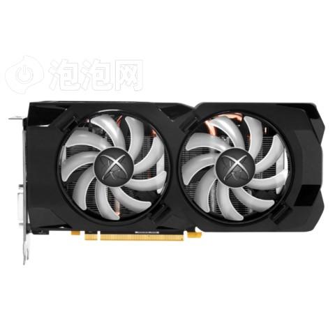 XFX讯景RX 480 4G 深红版 1338MHz/7GHz 256bit GDDR5 显卡图片1