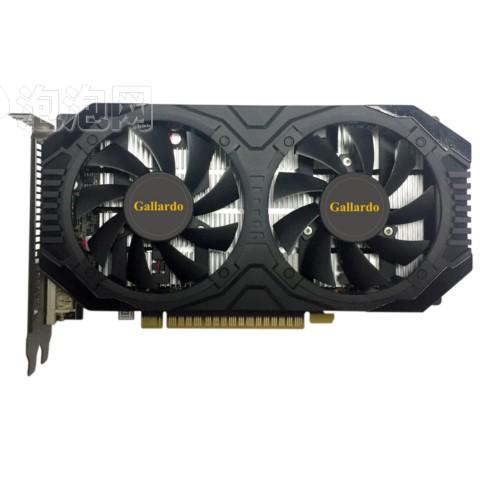 万丽GTX1050-2G5 嗜血 1442MHz-1556MHz/7008MHz 128Bit DDR5 PCI-E3.0游戏显卡图片1