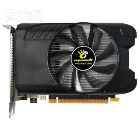 万丽GTX1050TI-4G5 战魔 1290MHz-1392MHz/7008MHz 128Bit DDR5 PCI-E3.0显卡图片1