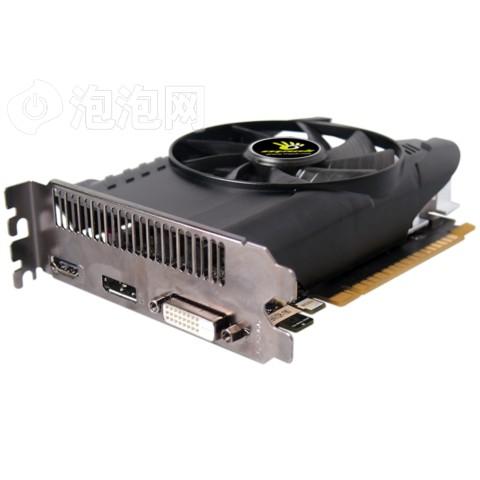 万丽GTX1050-2G5 战魔 1354MHz-1455MHz/7008MHz 128Bit DDR5 PCI-E3.0免插电设计 无需外接电源供电显卡图片2